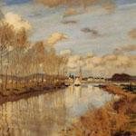 Landschappen olieverf schilderijen