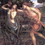 Romantische schilderijen replica's