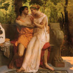 Romanticism Oil Painting Reproductions