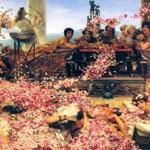 Pitture ad olio di Romanticismo